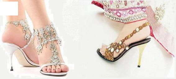 High-Heels-bridal-shoes