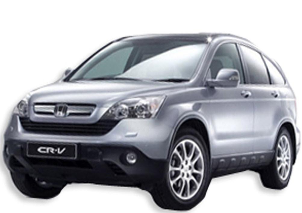 Honda-CR-V 2012-model