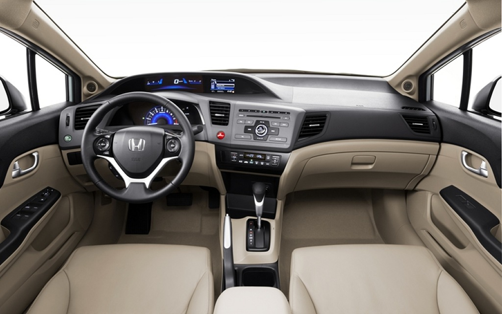 Honda-Civic-2012-Interior