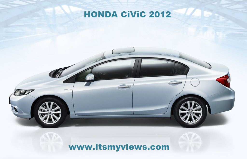 Honda-Civic-2012-car model