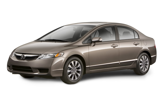 Honda Civic VTi-2012 Oriel Manual Transmission