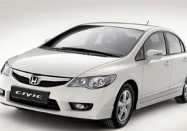 Honda Civic i-VTEC 2012 Manual Transmission