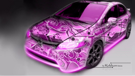 Honda-most-stylish-car-2012