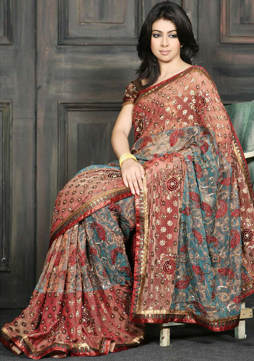 Indian-Saree-design