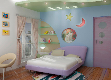 Kids Room Decorating Ideas on Latest Kids Room Decoration Ideas 2012 New Interior Designs For The