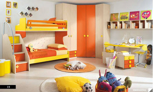 Beau Stunning Children Room Interior Design Ideas Images Decorating