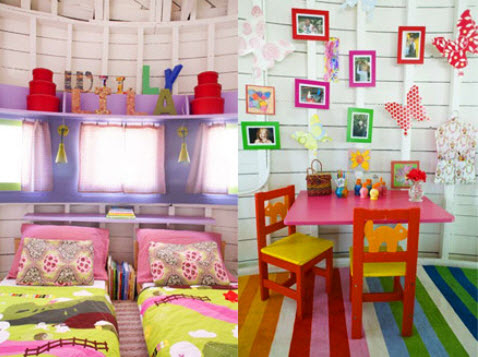 Interior Design Kids Room on Kids Room Interior Design Red Color 2012   Itsmyviews Com