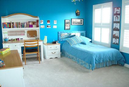 Kids-room-interior-new-design-blue-color