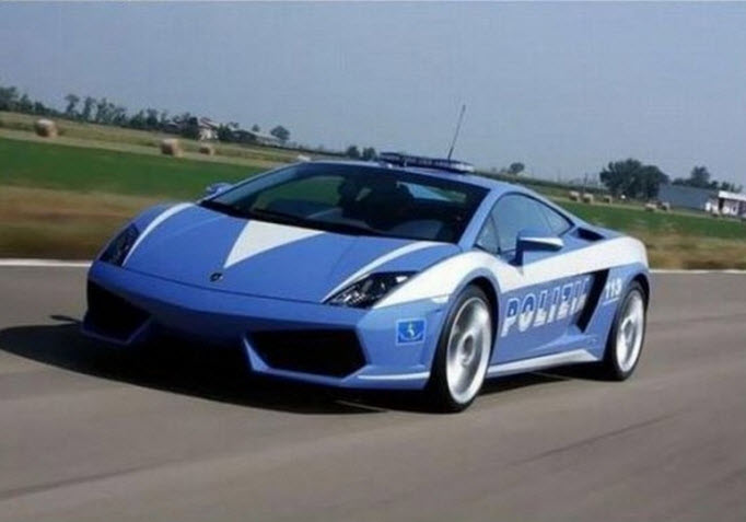 Lamborghini-car-for-police