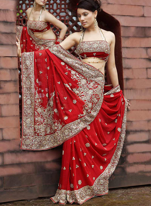 Latest-Saree-design-2102