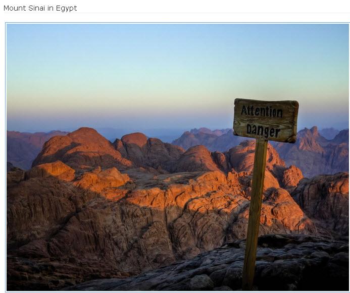 Mount-Sinai-Egypt