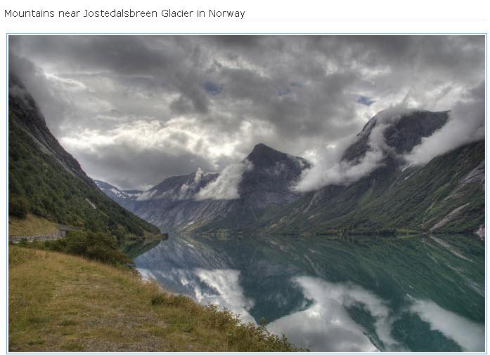 Mountains-Norway