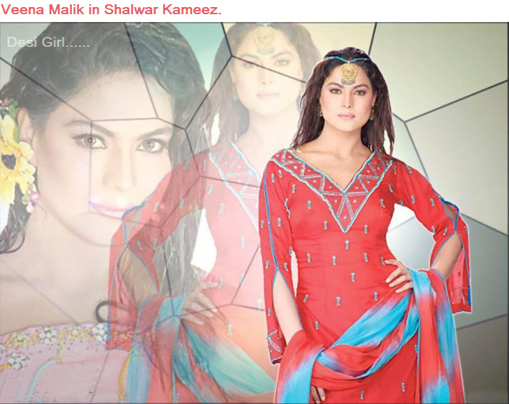 Pakistani-actress-in-shalwar-kameez-latest-trend