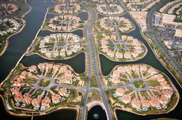 Palm-Jumeirah-Islands in Dubai