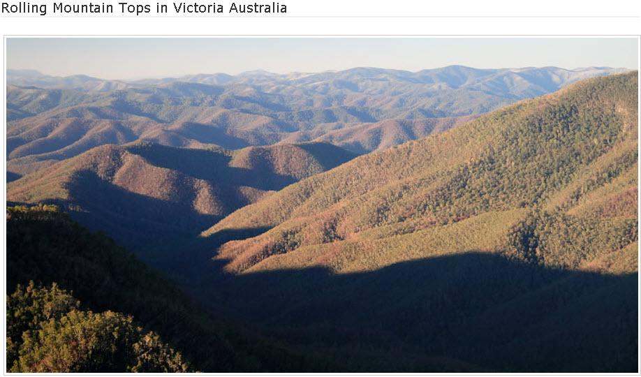 Rolling-Mountain-Victoria Australia