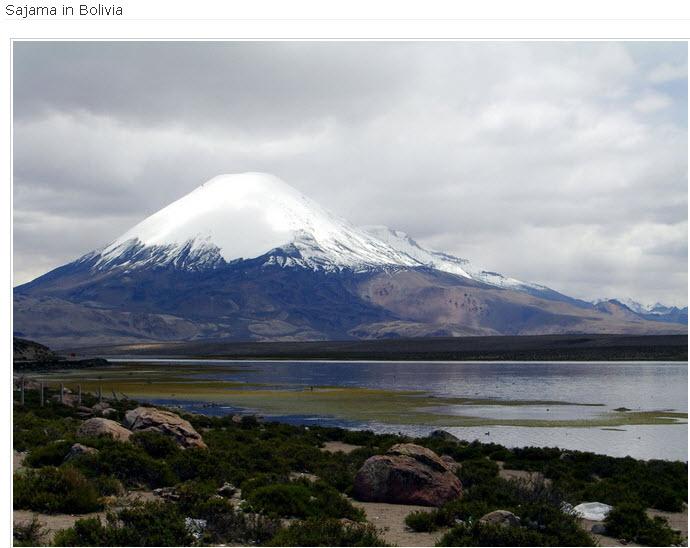 Sajama-Bolivia