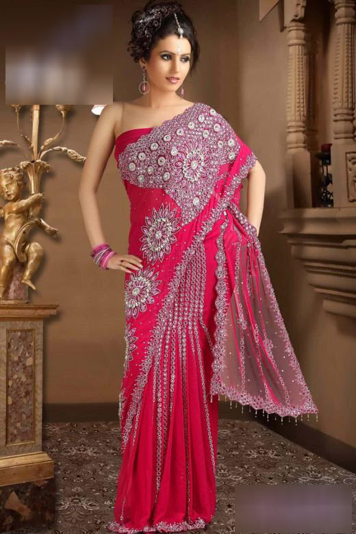 Sarees-design-Collecion 2012