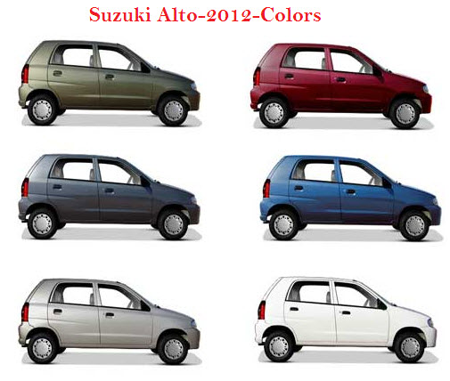Suzuki Alto-2012 Price in Pakistan | Suzuki Alto-VXR-2012 Review and ...