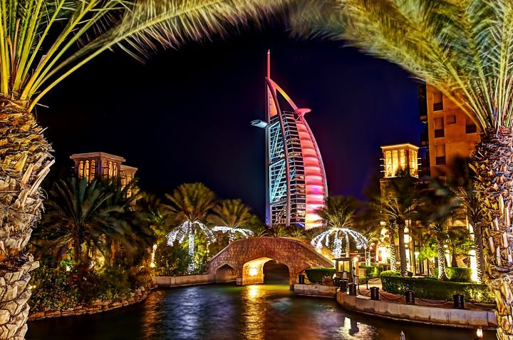 burj-al-arab-night-view