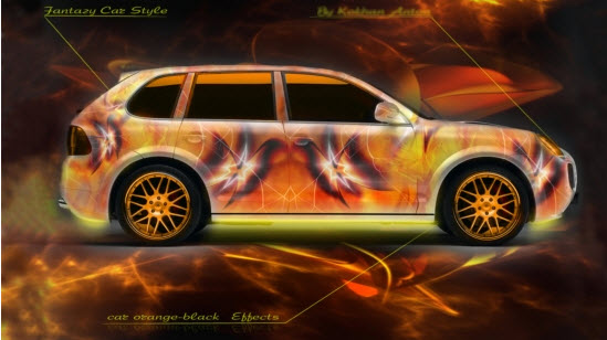 car-design-work-in-adobephotoshop