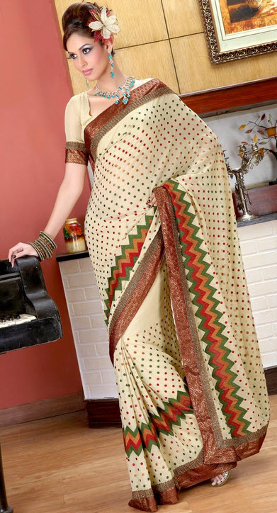 light-color-indian-saree-2012