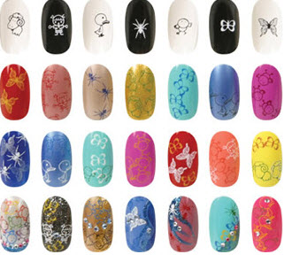 Artificial Nails Design For Bridals 2016 2017 Itsmyviews