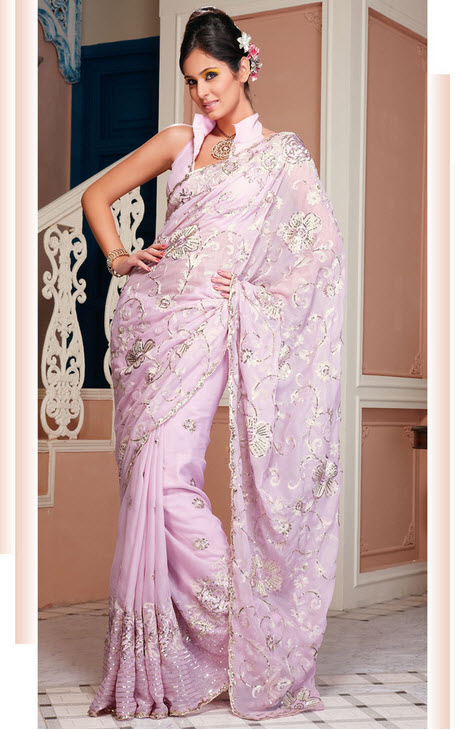 pink-color-indian-saree-collection