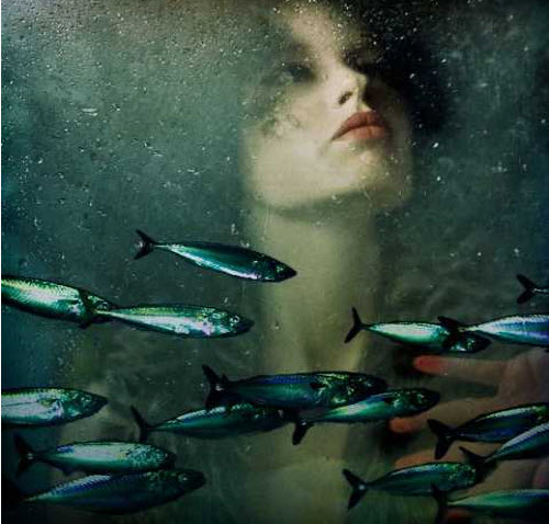underwater-girl-painting-fish
