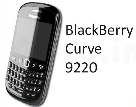 BlackBerry Curve-9220