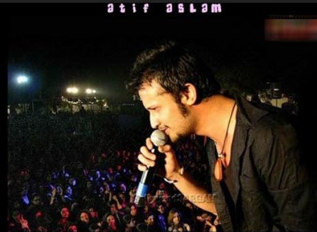 Atif-Aslam-Music-Concert-2012-Picture-in-India-Pakistan-Canada