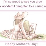 Latest Mother Day Greeting Cards with Quotes messages 2013
