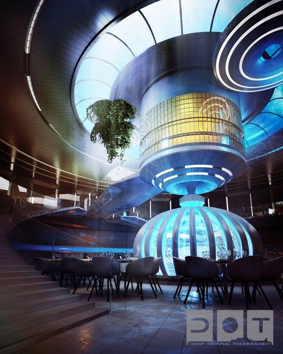 First-hotel-underwater-in-dubai
