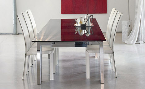 Latest-glass-dining-Table-design