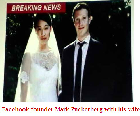 Mark-Zuckerberg-Wife-Picture-at-their-wedding-picture