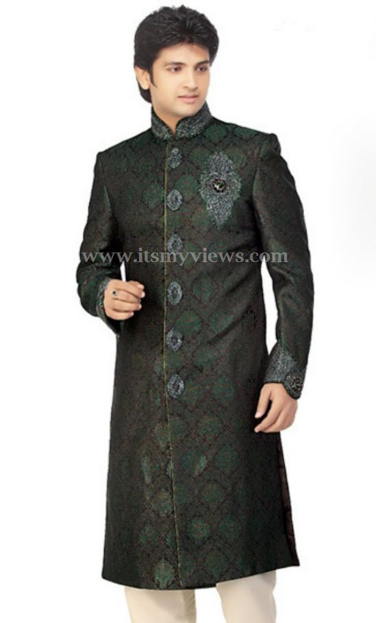 New-design-for -groom-sherwani-designs