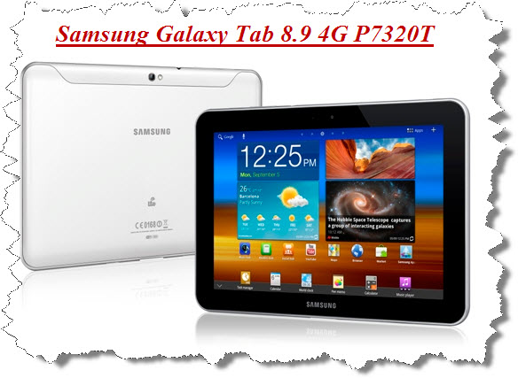 Samsung-Galaxy-Tab-8.9-4G-P7320T-Review and Price