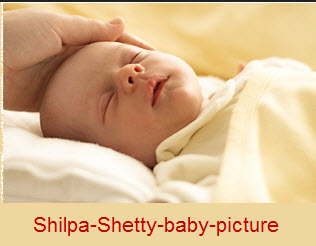 Shilpa-Shetty-new-born-baby-picture