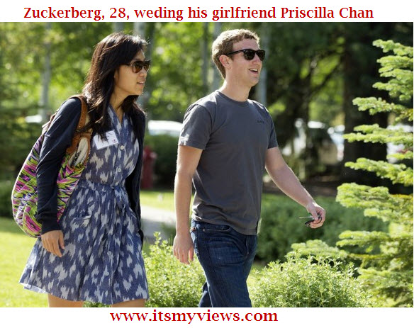 Zuckerberg-and-Priscilla Chan-wedding-photos
