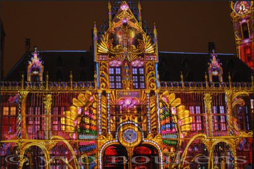 belgium-ghent-light-festival 2012 photo