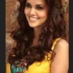 Indian Actress Esha Gupta HD widescreen Wallpaper