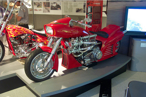 ferrari-motorcycle-in-India-Dubai-Germany-Canada-USA Picture