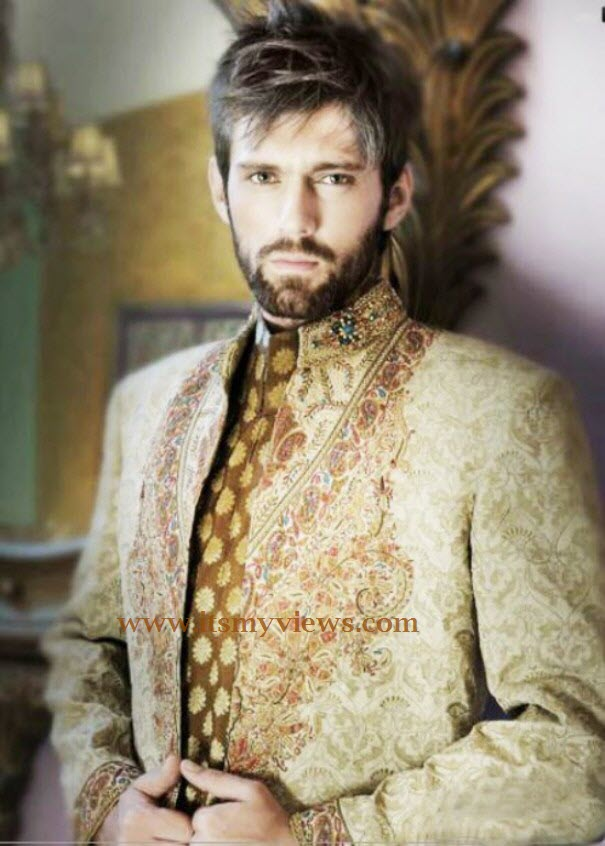 groom-sherwani-designs-in-different-color