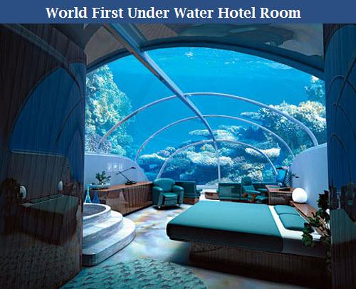 underwater-hotel-room-in-dubai resturant