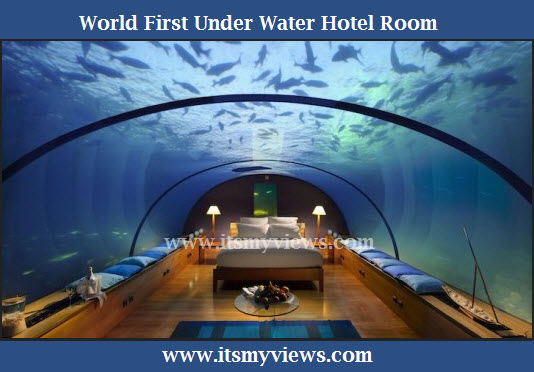 World first underwater hotel in dubai picture world first underwater