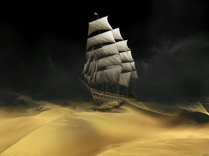 3D-desert-beautiful-HD-widescreen-wallpaper