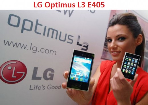 LG-Optimus-L3- E405-Price-Review-in-Pakistan-India