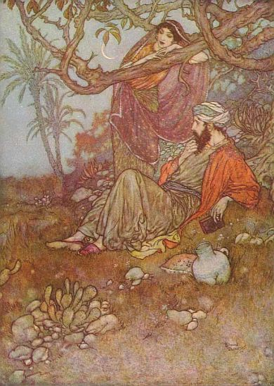 Omar-Khayyam-paintings