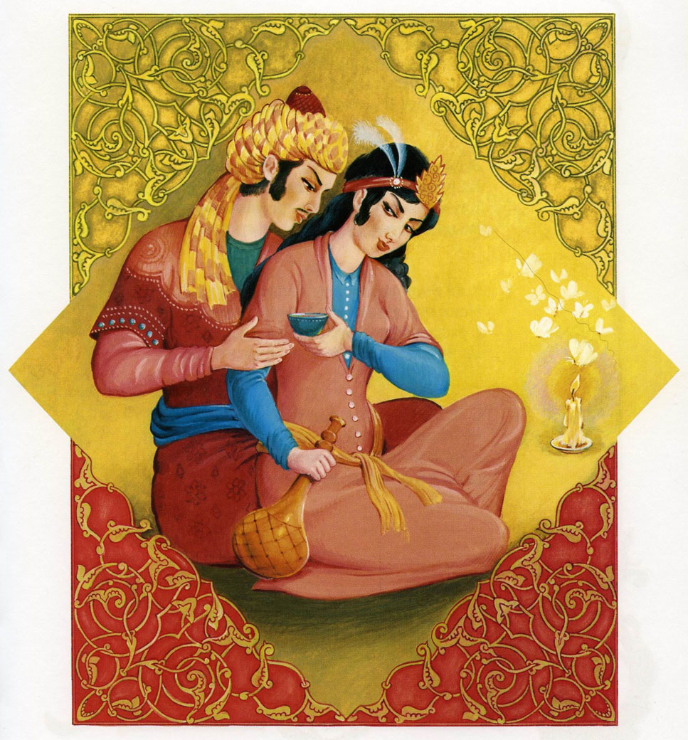 omar-khayyam-painter-romantic-picture