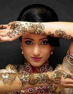 Latest-indian-mehndi-designs-for-eid-2012