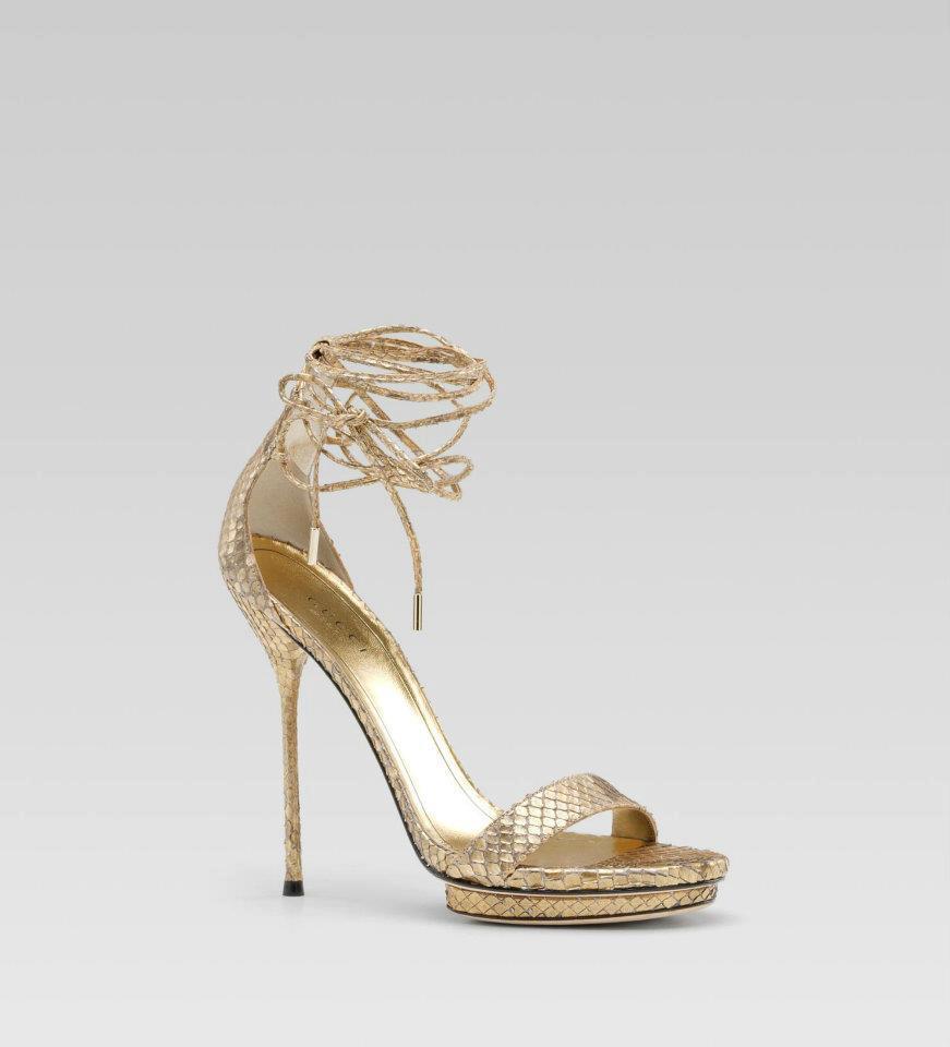 latest-high-heel-golden-shoes